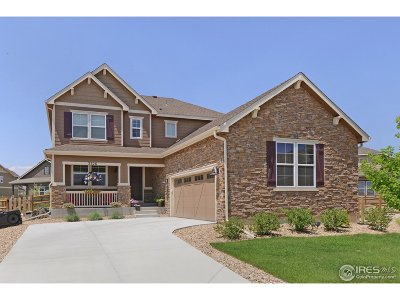 Fort Collins Single Family Home For Sale: 3326 Fiore Ct