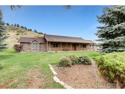 Loveland Single Family Home For Sale: 1750 N County Road 29