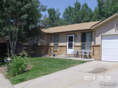 Longmont Single Family Home For Sale: 1516 Wells Way