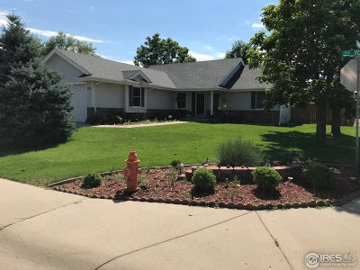 Greeley Single Family Home For Sale: 1715 70th Ave