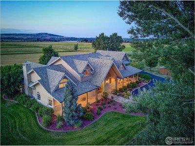 Longmont Single Family Home For Sale: 5101 Saint Vrain Rd
