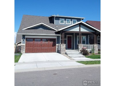Fort Collins Single Family Home For Sale: 2014 Scarecrow Rd