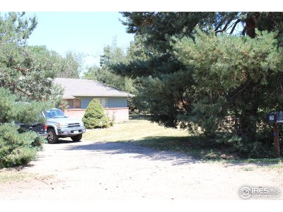 Boulder CO Single Family Home For Sale: $609,900