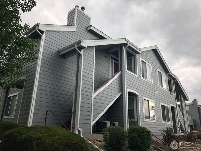 Denver Condo/Townhouse For Sale: 8500 E Jefferson Ave #19B