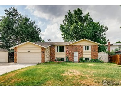 Arvada Single Family Home For Sale: 8217 Club Crest Dr