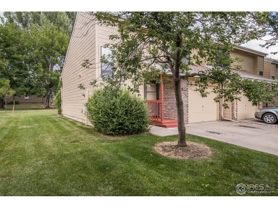 Fort Collins Condo/Townhouse For Sale: 948 Gilgalad Way