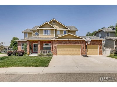 Weld County Single Family Home For Sale: 6261 Sage Ave