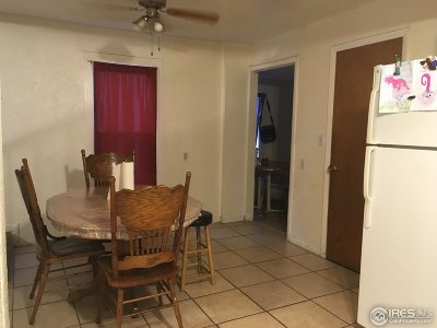 Greeley Single Family Home For Sale: 1414 6th St