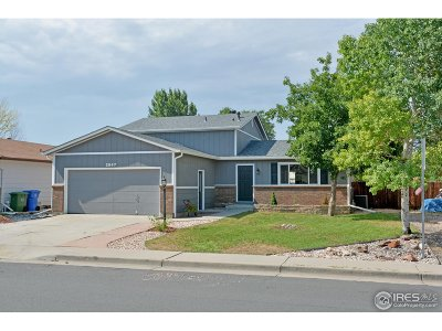 Loveland Single Family Home For Sale: 2847 6th St
