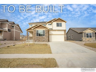 Greeley Single Family Home For Sale: 1328 84th Ave