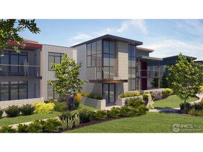 Boulder Condo/Townhouse For Sale: 630 Terrace Ave #C