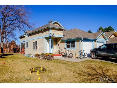 Boulder CO Multi Family Home For Sale: $5,200,000
