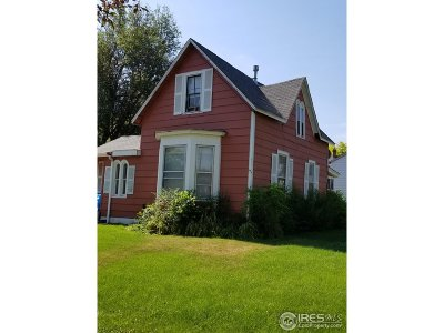 Greeley Multi Family Home For Sale: 1128 7th St