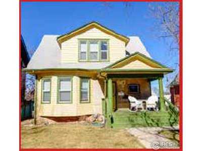 Boulder County Multi Family Home For Sale: 947 University Ave