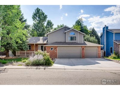 Loveland Single Family Home For Sale: 689 Cressa Dr