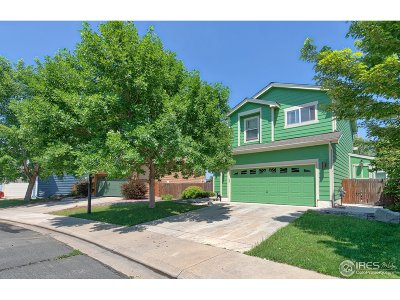 Denver Single Family Home For Sale: 7940 Humboldt Cir