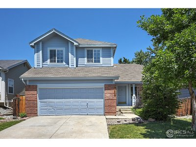 Broomfield Single Family Home For Sale: 4251 Cambridge Ave
