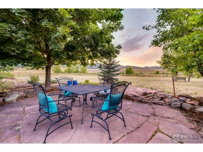 Longmont Single Family Home For Sale: 8901 Sage Valley Rd