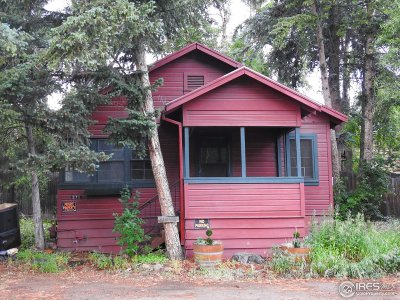 Estes Park Single Family Home For Sale: 271 W Riverside Dr