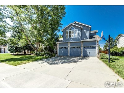 Louisville Single Family Home For Sale: 579 Fairfield Ln