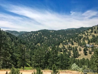 Boulder Residential Lots & Land Active-Backup: 722 Bow Mountain Rd