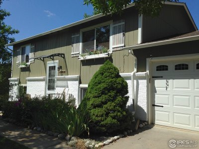 Single Family Home For Sale: 4583 Ashfield Dr