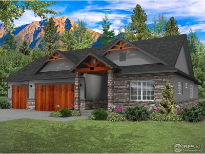 Larimer County Single Family Home For Sale: 4667 Mariana Ridge Ct