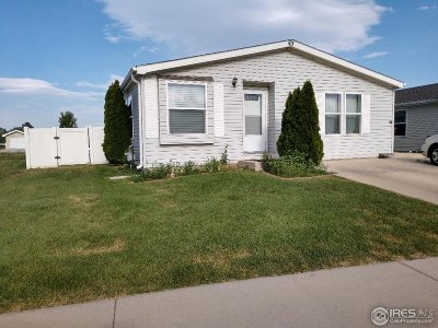 Weld County Single Family Home For Sale: 2990 W C St #15