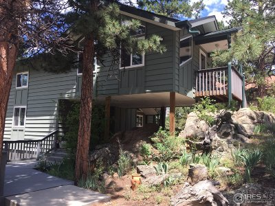 Estes Park Single Family Home For Sale: 253 Moccasin St