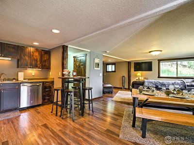 Estes Park Single Family Home For Sale: 1461 Bluebell Dr