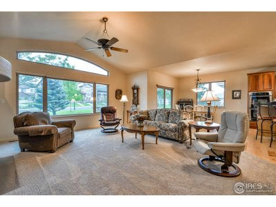Windsor Single Family Home For Sale: 6413 Half Moon Bay Dr