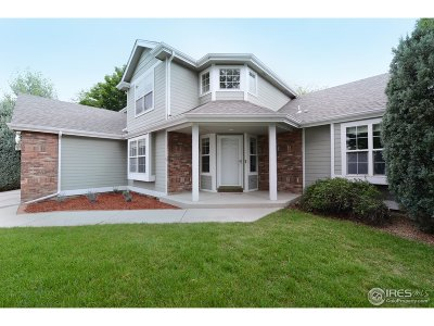 Fort Collins Single Family Home For Sale: 1920 Simsbury Ct