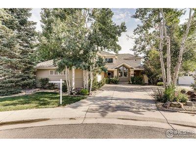 Lafayette Single Family Home For Sale: 586 Brainard Cir