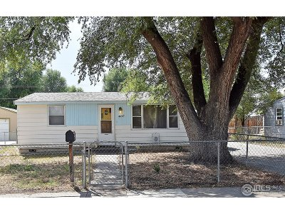 Greeley Single Family Home Active-Backup: 407 16th Ave Ct