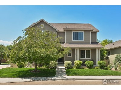 Longmont Single Family Home For Sale: 535 Summer Hawk Dr