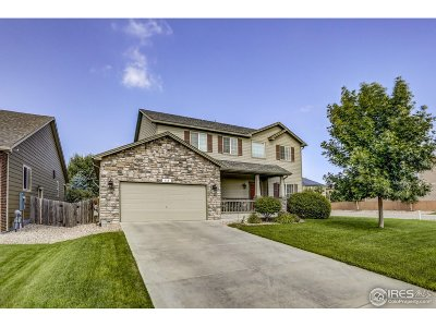 Weld County Single Family Home For Sale: 568 Botley Ct