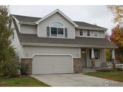 Loveland Single Family Home For Sale: 4126 Cherry Orchard Dr