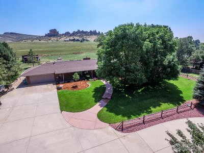 Loveland Single Family Home For Sale: 3620 Glade Rd