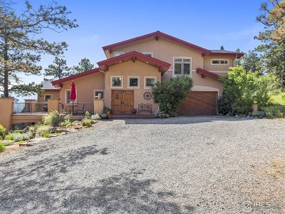 Golden Single Family Home For Sale: 26377 Columbine Glen Trl