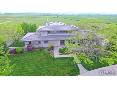 Longmont Single Family Home For Sale: 14937 E County Line Rd