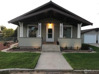 Greeley Single Family Home Active-First Right: 24489 County Road 54