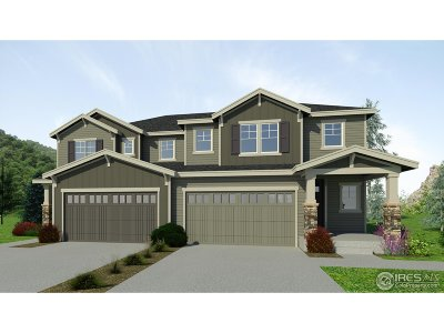 Fort Collins Condo/Townhouse For Sale: 6802 Enterprise Dr