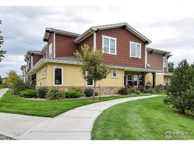 Fort Collins Multi Family Home For Sale: 5850 Dripping Rock Ln #F102, C1