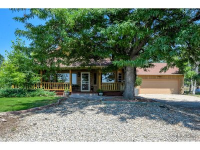 Windsor Single Family Home For Sale: 7680 County Road 74
