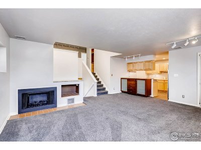 Boulder Condo/Townhouse For Sale: 1641 9th St #2