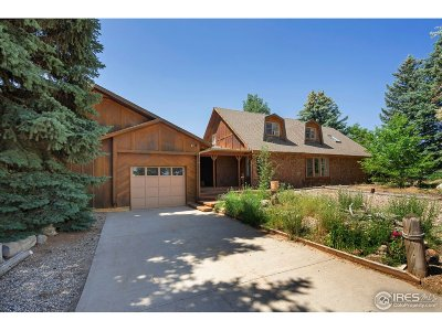 Loveland Single Family Home For Sale: 6730 Willow Vista Ct