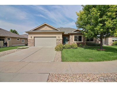 Greeley Single Family Home For Sale: 1523 64th Ave