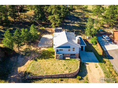 Estes Park CO Single Family Home For Sale: $482,500