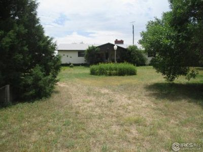 Yuma County Single Family Home For Sale: 7512 County Road 40