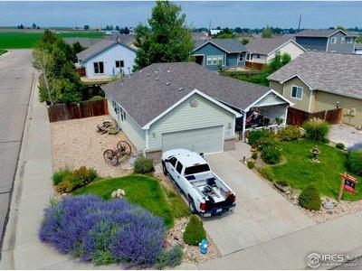 Milliken Single Family Home For Sale: 1363 S Harvester Dr